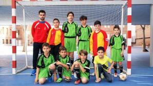 """Futsal: Blanca de Castilla """"A"""" vs Patrocinio San José"""