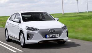 Nuevo Hyundai Ioniq Eléctrico