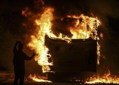 La huelga general que paraliza Brasil