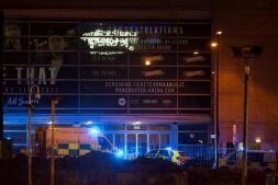 Las explosiones del Manchester Arena, en imágenes