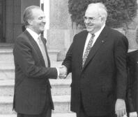En imágenes: la vida política de Helmut Kohl