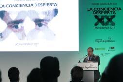 Homenaje en todas las ciudades españolas por el aniversario de la muerte de Miguel Ángel Blanco