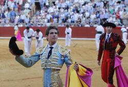 La primera corrida de la Feria de Córdoba, en imágenes