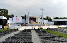 La tierra de Juan Pablo II, preparada para recibir a Francisco
