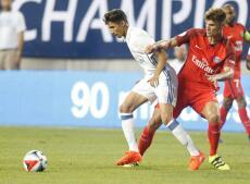 Real Madrid-PSG, en fotos