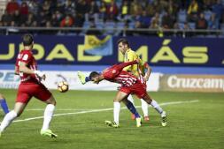 Las imágenes de la victoria del Cádiz CF frente al Almería