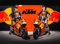 Presentación del equipo KTM 2017