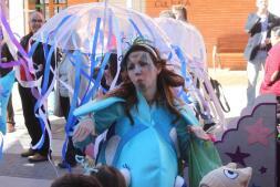 Galería de imágenes: Color y ritmo en el carnaval de Cabanillas