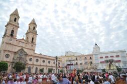 Las mejores imágenes de la Magna de Cádiz