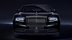El Rolls-Royce Dawn Black Badge es el descapotable más lujoso
