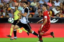 Las imágenes de la derrota del Sevilla FC ante el Valencia