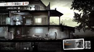 «Gameplay» a «This War of Mine»