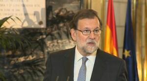 """Rajoy: """"Un Gobierno de PSOE con radicales es lo peor"""""""