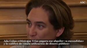 Xavier Trias podría haber malversado dinero público al pagar el alquiler de los okupas