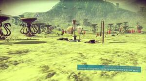 Gameplay de «No Man's Sky»