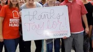 El estado de Lousiana agradecido con Taylor Swift