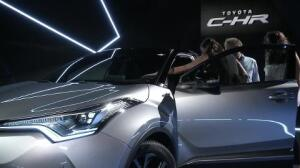 Toyota CHR Launch Edition