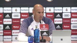"""Zidane: """"El Barça es peor sin Messi"""""""