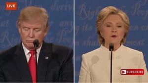 Trump no dice si aceptará los resultados de las elecciones