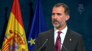 """El Rey ha destacado la """"unidad"""" como símbolo de los Premios Princesa de Asturias"""