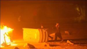 Tensión y disturbios en las horas previas al desalojo de 'La Jungla' de Calais