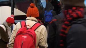 Incierto futuro para los casi 8.000 migrantes de la 'Jungla de Calais'