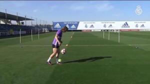 Modric y Ramos continúan su recuperación