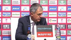 """Sampaoli: """"Fue un partido muy confuso para nosotros"""""""