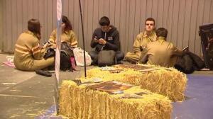 El mismísimo Darth Maul visita la XIX edición de Expocómic en Madrid