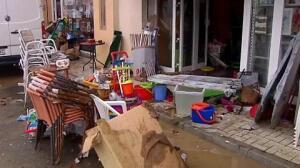 Málaga sufre sus peores inundaciones desde 1989