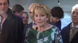 """Aguirre cree que el corte de tráfico """"destroza"""" la Navidad"""