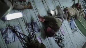 Tom Cruise protagoniza 'La Momia'