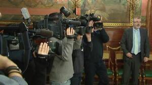 El encuentro Montoro-Azpiazu reabre el diálogo sobre el Cupo vasco