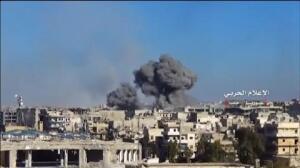 Se recrudecen los ataques en la ciudad siria de Alepo