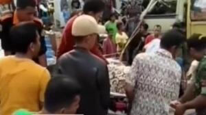 Al menos 54 muertos tras un terremoto de 6,5 grados en Indonesia