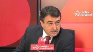 """Esteban (PNV) asegura que """"hay cosas que están cambiando"""" en el Gobierno de España"""