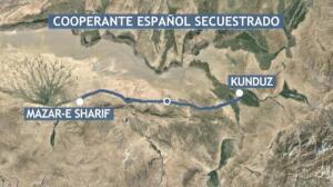 Liberado el cooperante español de Cruz Roja secuestrado