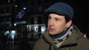 Los 'sintecho' sobreviven a la ola de frío en Madrid gracias a la solidaridad