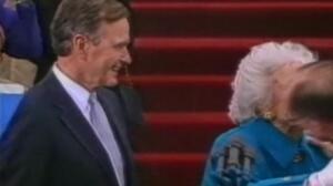 George Bush padre y su esposa Bárbara, hospitalizados en Houston