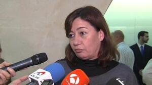 """Armengol pide un PSOE """"a la izquierda"""" con """"alianzas a la izquierda"""""""
