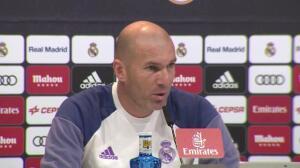 Zidane defiende a Cristiano Ronaldo