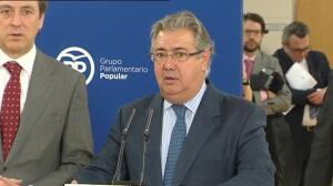 Interior prefiere esperar a la decisión judicial para estudiar el caso de la célula de Madrid