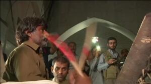 Denuncian la falta de seguridad tras el atentado en Pakistán donde han muerto casi 80 personas