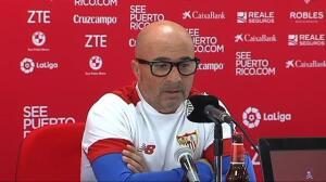 """Sampaoli sobre sustituir a Luis Enrique: """"El día de mañana nunca se sabe"""""""