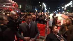 Hugh Jackman vuelve a sacar las garras de Lobezno