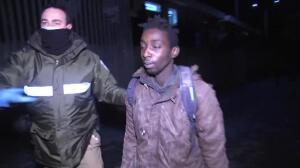Al menos 300 subsaharianos acceden a Ceuta tras saltar la valla