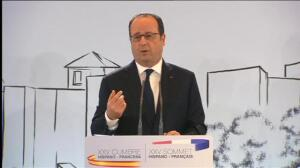 """Rajoy sobre el futuro de Europa: """"Es el momento de plantearse la unión fiscal"""""""