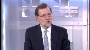 Rajoy defiende la presunción de inocencia como derecho fundamental en el caso Nóos