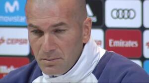 """Zidane asegura que """"entiende"""" las dudas de Isco sobre su renovación"""