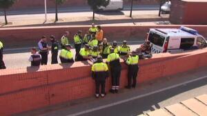 El sueco del camión de butano se había gastado miles de euros en alcohol, sexo y drogas